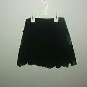Rue 21 black Mini skirt